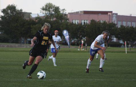 Women's Soccer Falls to Iowa