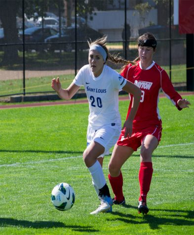 Women's soccer off to a sound start, loses to Dayton after beating Xavier