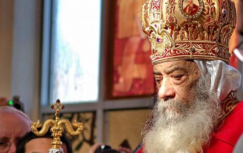 Bishop chosen as 118th Coptic Pope