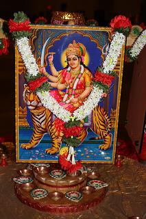 PHOTOS: Goddess glorified during Navaratri