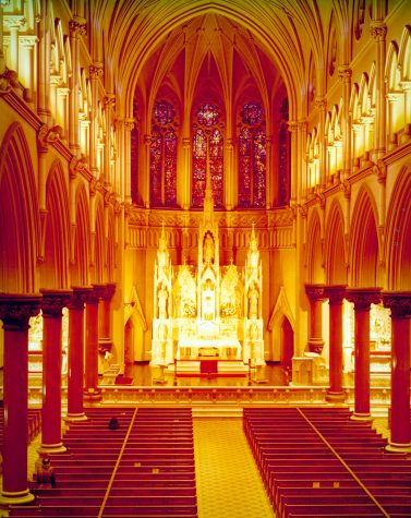 PHOTOS: Saint Francis Xavier College Church
