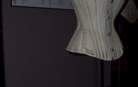 'Underneath is All' features corsets, skirt forms and skivvies