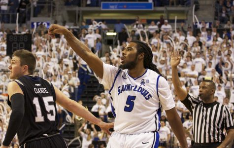 SLU tops NMSU 64-44, to face Oregon in third round