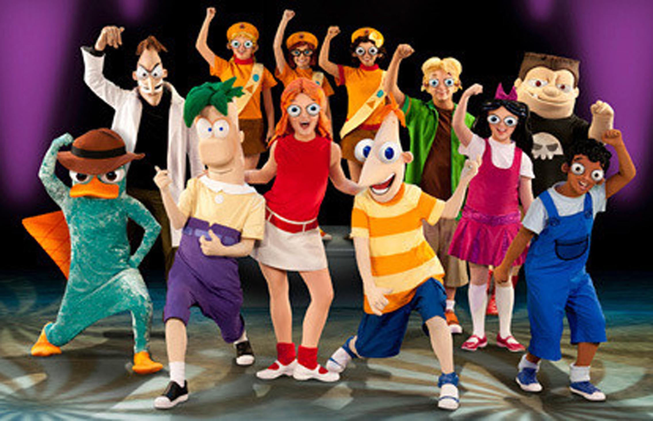 phineas and ferb live final � the university news