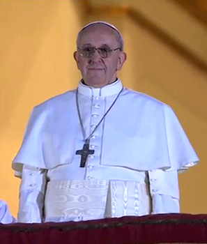The Pope: Francis I of Argentina