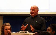University President Lawrence Biondi S.J. announces intentions to retire