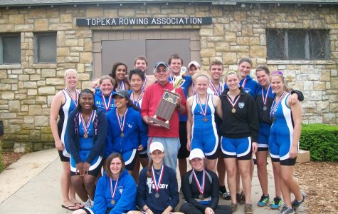 Club rowing makes waves
