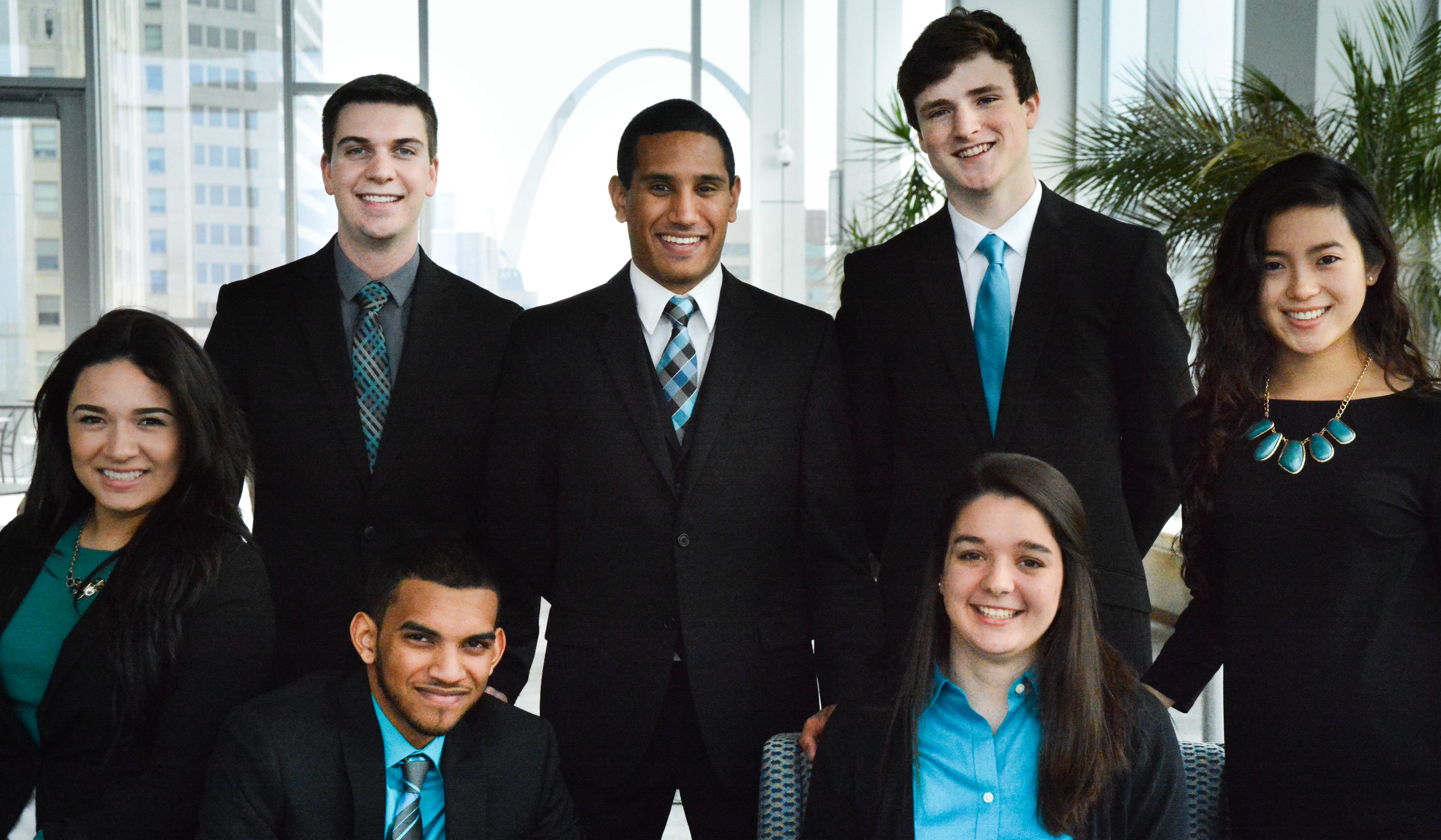 SGA: The Executive Board is ready to lead the student body for 2014-2015. Luke Yamnitz Photography
