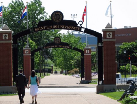 SLU: Parts of the University's strategic plan could include campus improvements. Courtesy of Michelle Peltier