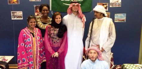 Saudi Arabia: SLU's Cultural Tastes series highlighted Saudi culture and customs. Photo courtesy of Adnan Syed