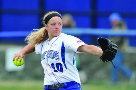 Softball now 8-3 in conference