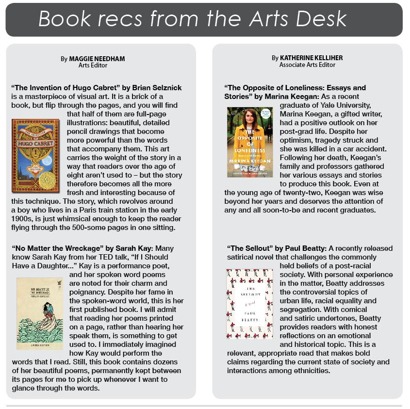 Book+recs+from+the+Arts+Desk