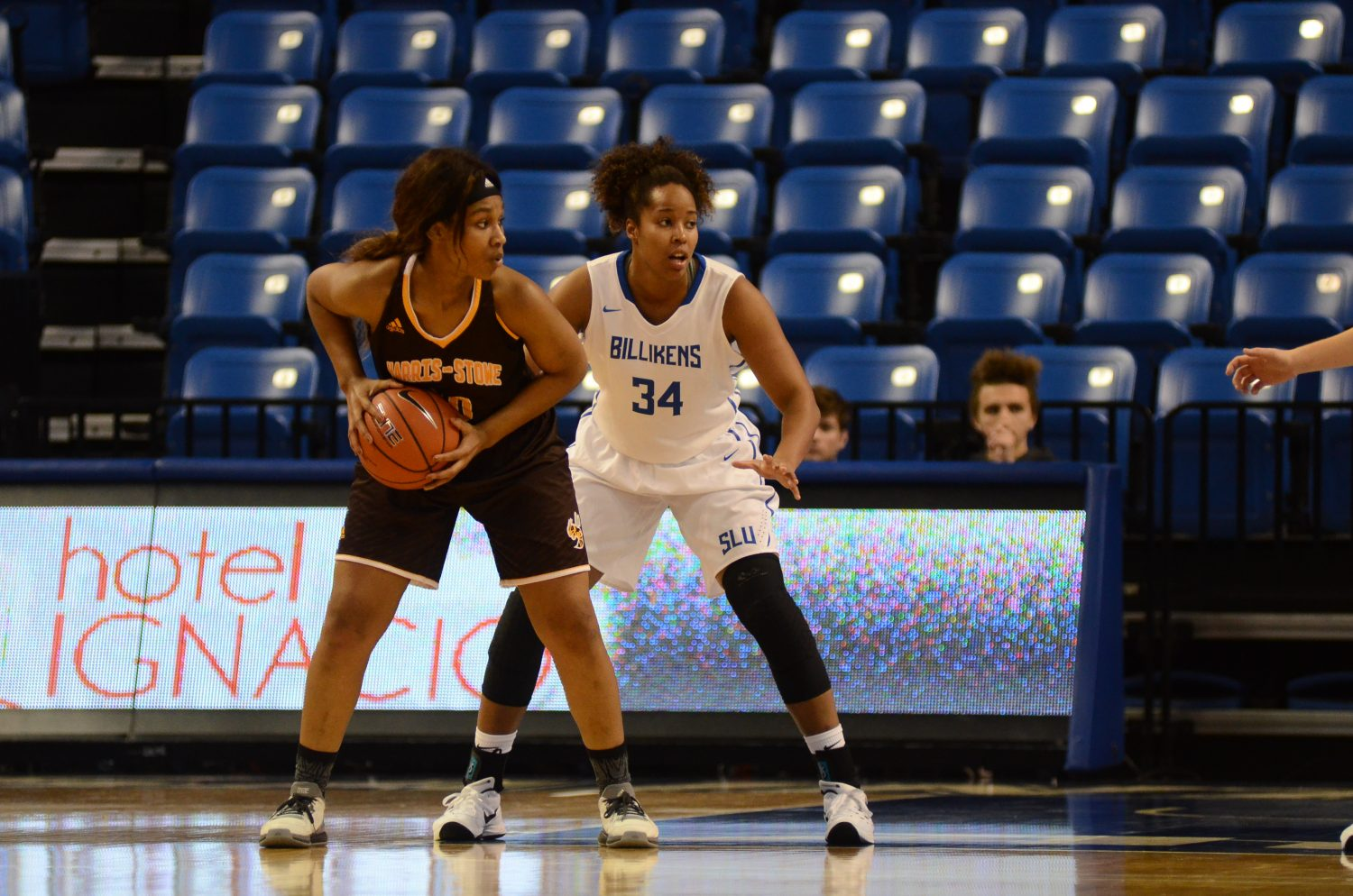 Women%E2%80%99s+basketball+obliterates+Harris-Stowe+107-31+in+exhibition+game