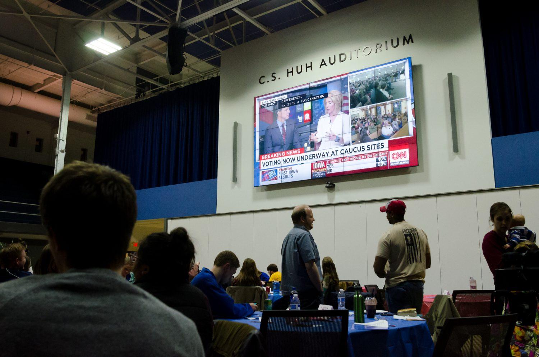 Department+hosts+Iowa-caucus+forum