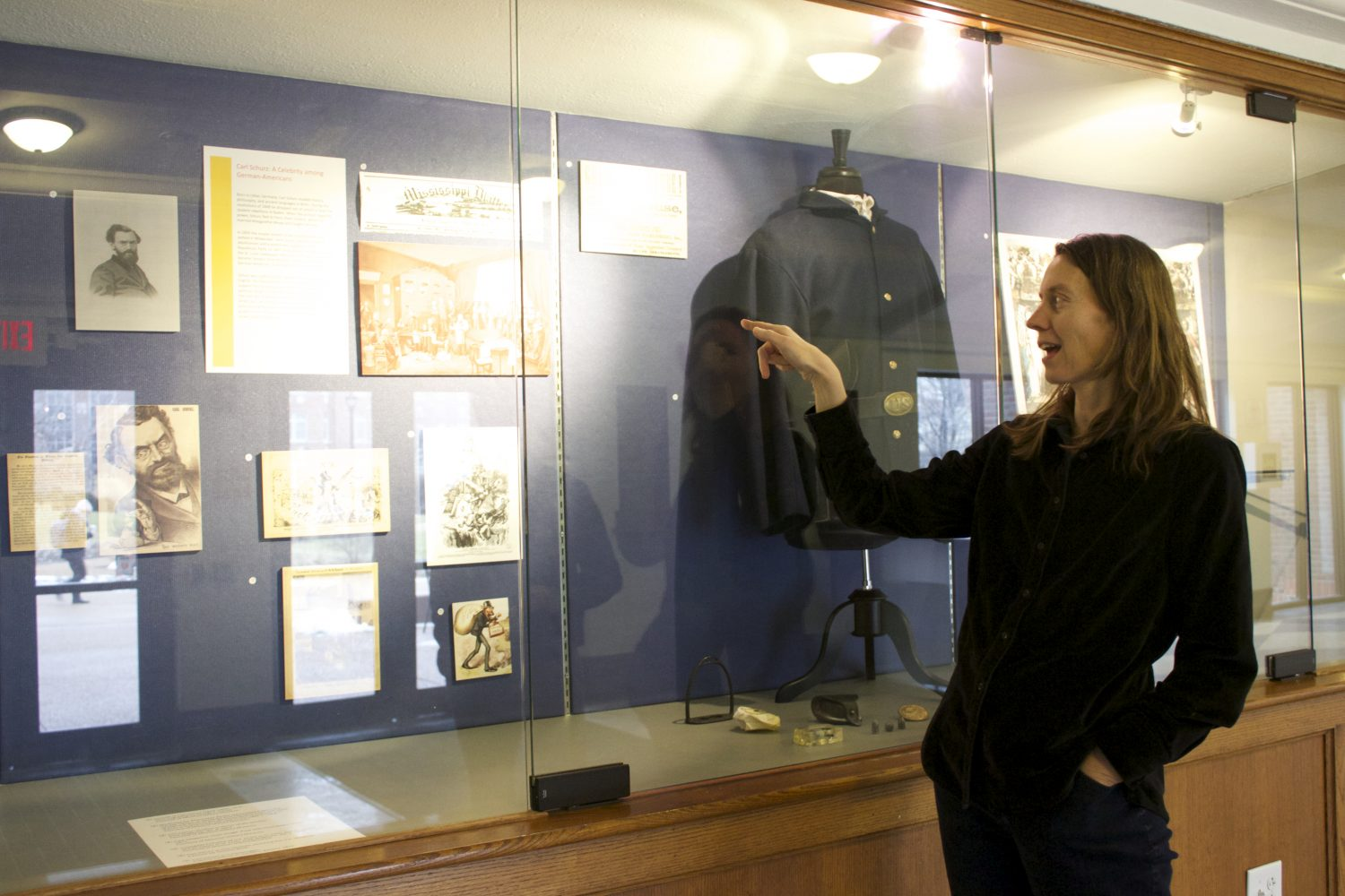 Exhibit+features+early+German+abolitionists