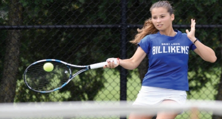 Tennis: Men and women compete in ITA Tournament