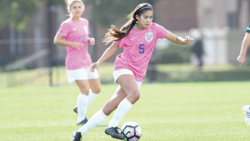 Women's soccer hit with frst loss in conference play
