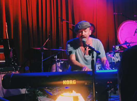 Trevor Sensor and Foy Vance wow Off Broadway