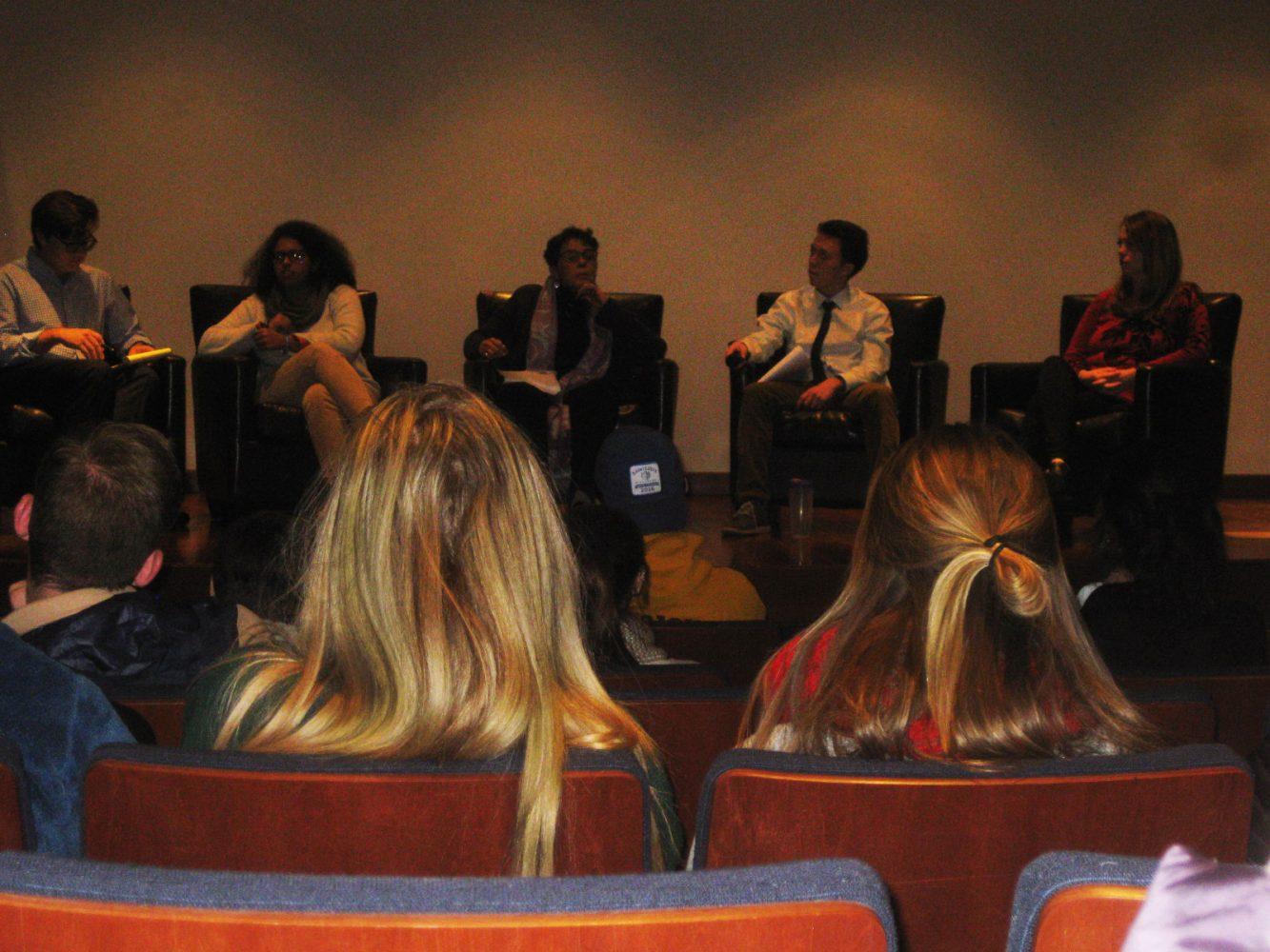 Panel+talks+identity+in+the+classroom