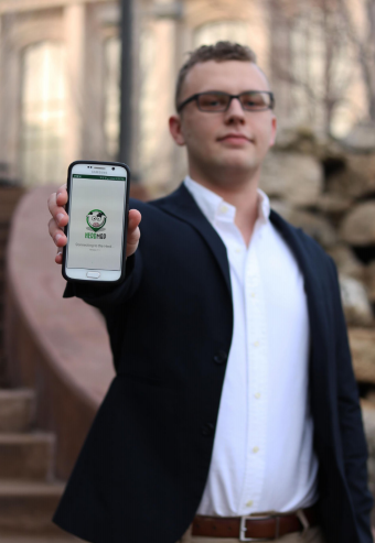 SLU Alum develops hotspot tracking app