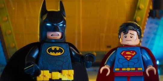 'Lego Batman' delights audiences brick by brick