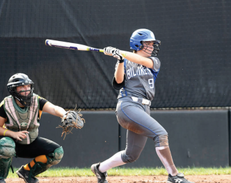 Softball makes debut with 3-2 record