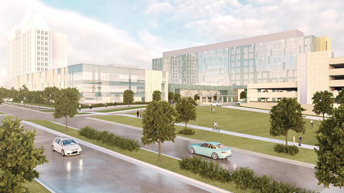 New+SLU+Hospital+will+open+its+doors+in+2020