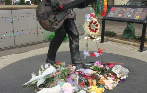 St. Louis' rock pinoneer Chuck Berry passes