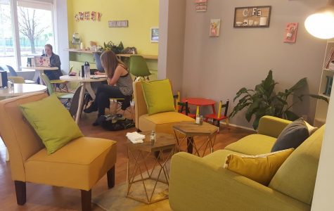 French cafe feels 'Like Home'