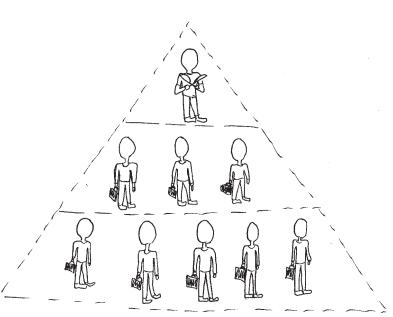 Multi-level marketing's predatory practices