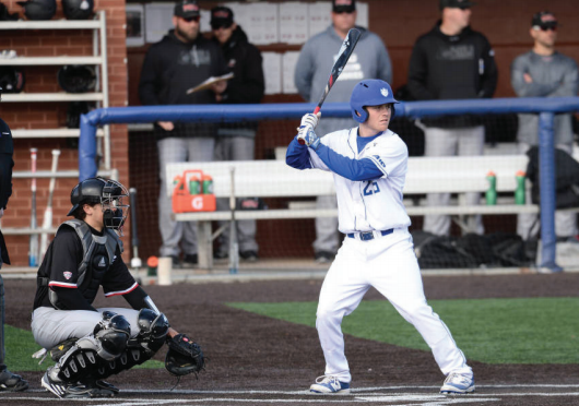 Baseball victorious in UMass series