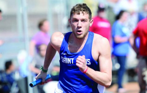Track breaks records at Drake Relays