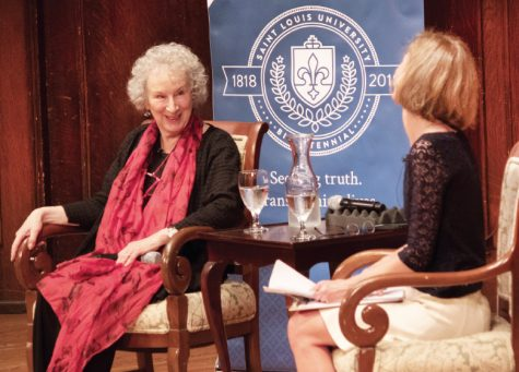 Margaret Atwood: 50th Recipient of St. Louis Literary Award