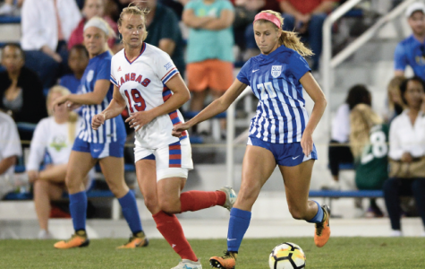 Women's Soccer Goes Undefeated in Nonconference