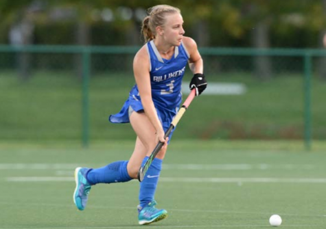 Field Hockey shuffles past Colgate