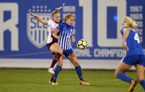 SLU Women's Soccer beats UMass