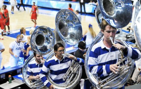Ode to the SLU Pep Band