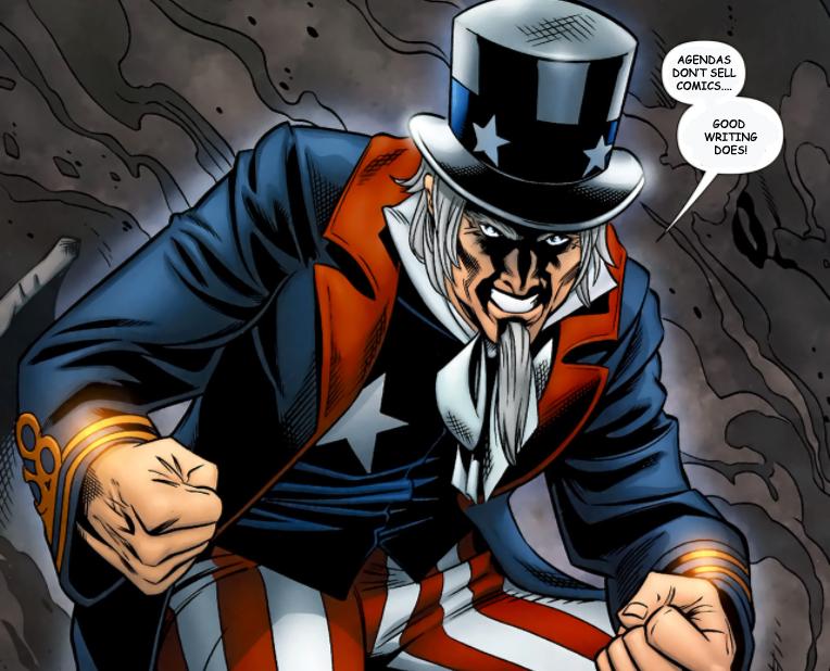Does Progressivism Hate Comic Books?
