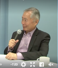 A Conversation with George Takei
