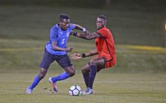 Men's Soccer Posts Senior Day Win, Advances to A-10 Quarterfinals