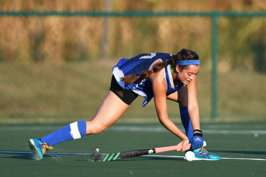 Field Hockey Seniors Honored