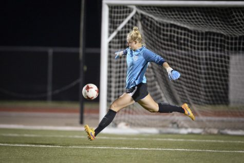 Women's Soccer Ends Record-Setting Season