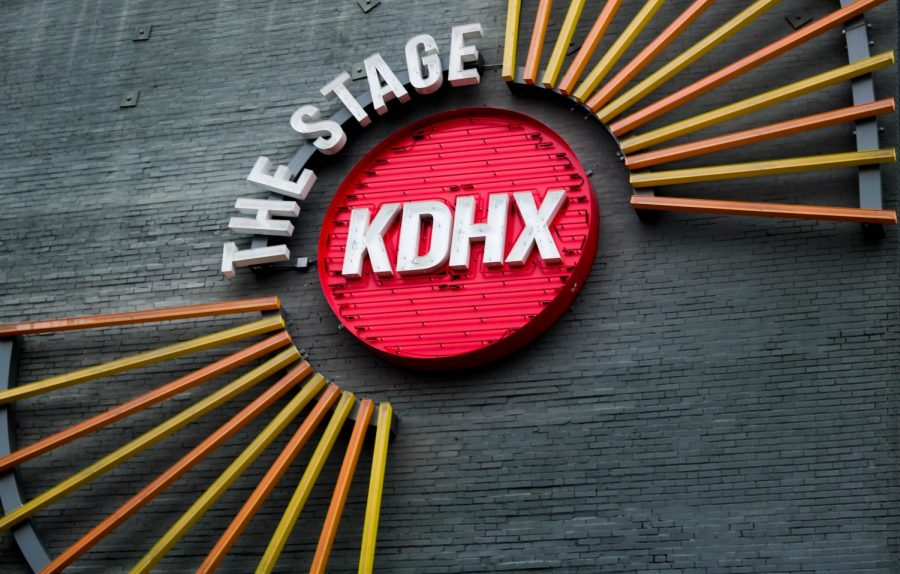 The KDHX Stage