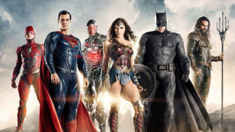 'Justice League': It's a bird. It's a plane. It's a pretty average movie…