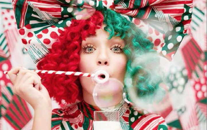 Album+art+from+Sia%27s+%E2%80%9CEveryday+is+Christmas%E2%80%9D