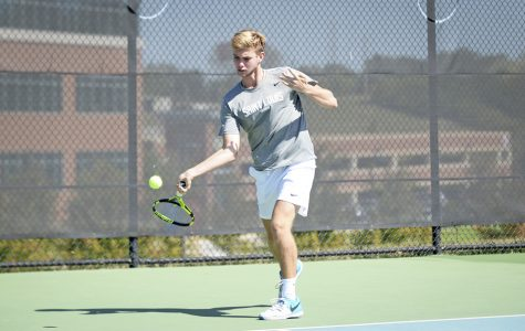 Tennis Loses Home Opener