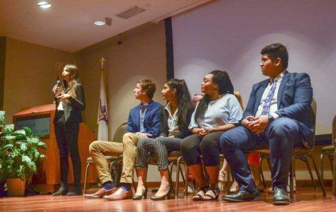 VP Candidates Share Their Platforms