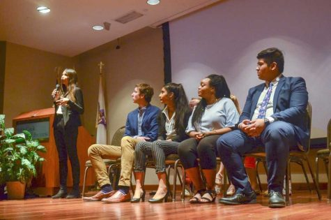 VP Candidates Share Their Platforms