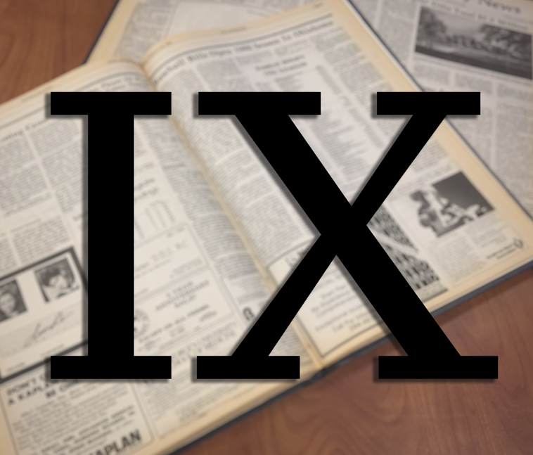 Title ix false accusations of sexual harassment