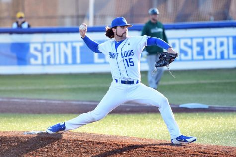 Baseball swept in 3-game series vs. Fordham